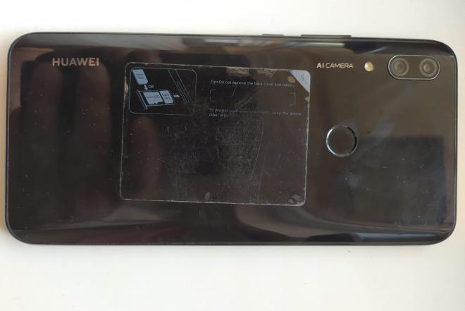 Huawei p smart z-0