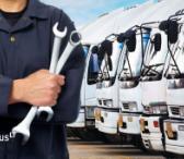 Sunkvežimių priekabų mechanikas (683)-0