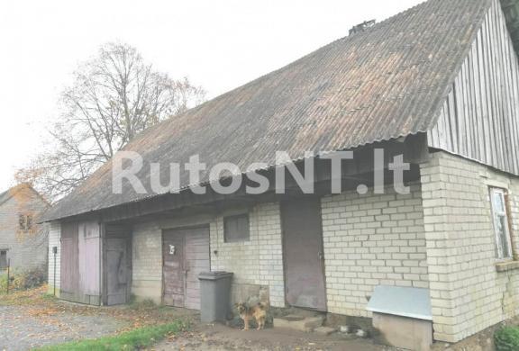Parduodamas namas Grūšlaukės kaime-2