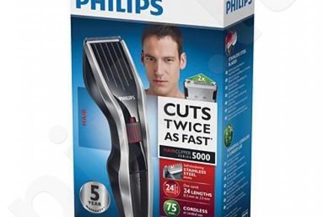 Philips plaukų kirpimo mašinėlė, trimeris, tvarkinga, belaide, 29.99e.-0