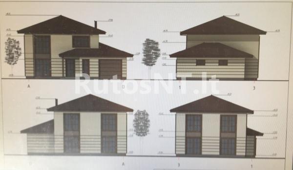 Parduodamas namas Paupiuose-4