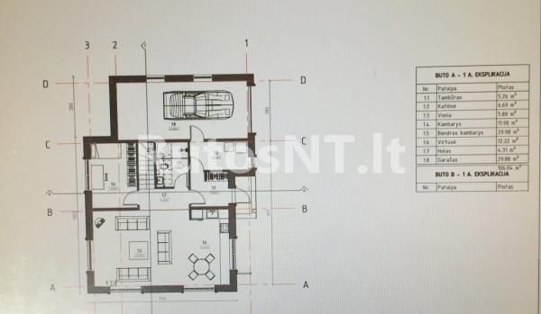 Parduodamas namas Paupiuose-2
