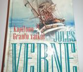 Knyga Kapitono Granto vaikai-0