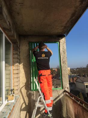 Remontuojame,skardiname balkonus.-0