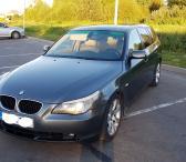 Parduodamas tvarkingas, mažai važinėtas BMW 535 Universalas su visais privalumais!-0