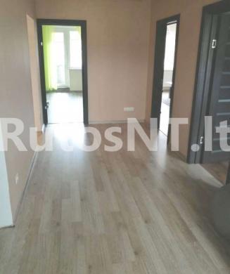 Parduodamas 3-jų kambarių su holu butas Gargžduose, Dariaus ir Girėno gatvėje-2