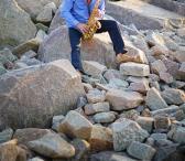Profesionalus saksofonistas 868354627-0