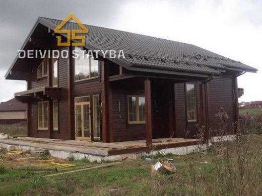 Dažome Medinius namus-2