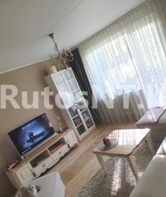 Parduodamas 3-jų kambarių butas Kretingoje, Vilniaus gatvėje-0