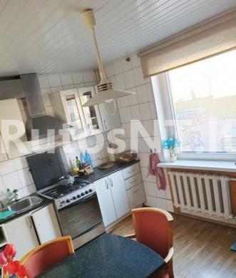 Parduodamas 3-jų kambarių butas Kretingoje, Vilniaus gatvėje-2