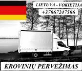 Vokietija - Lietuva ! Galime parvežti jūsų krovinius, baldus, buitine technika, motociklus, kubilus, pirtis, įrengimus, medžiagas ir t.t. www.voris.lt info@voris.lt +37067247506 EL.PAŠTAS: ; SKYPE: voris.uab TEL.NR.: +37067247506 ; viber: voris ( +3706724-0