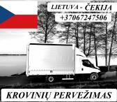 ČEKIJA - Lietuva ! Galime parvežti jūsų krovinius, baldus, buitine technika, motociklus, kubilus, pirtis, įrengimus, medžiagas ir t.t. www.voris.lt info@voris.lt +37067247506 EL.PAŠTAS: ; SKYPE: voris.uab TEL.NR.: +37067247506 ; viber: voris ( +3706724750-0