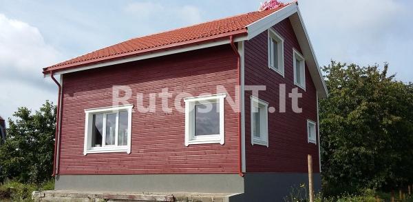 Parduodamas namas Kaspariškių kaime-4
