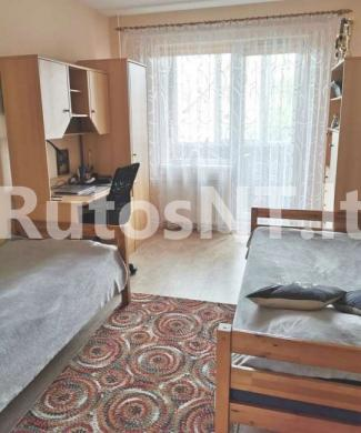 Parduodamas 3-jų kambarių su holu butas Poilsio gatvėje-5