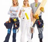 Naujų butų ir namų vidaus ir išorės apdaila, įrengimas iki rakto (po statybų iki raktų)-0