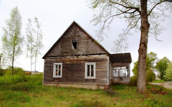 Namas Šaltupės g. Zarasų m.-1