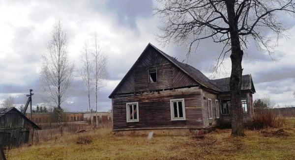 Namas Šaltupės g. Zarasų m.-2