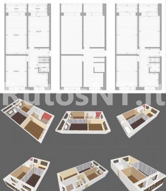 Parduodamas 3-jų kambarių butas Debreceno gatvėje-6