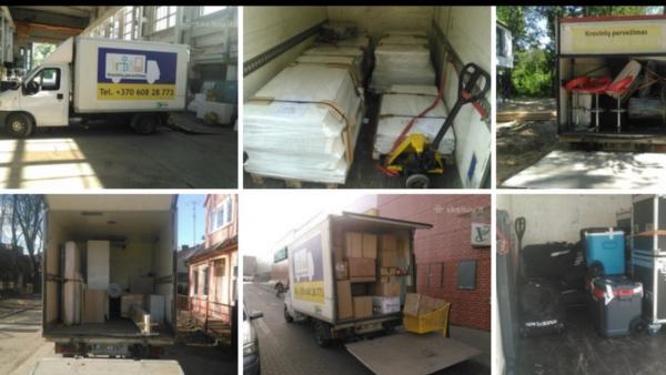 Krovinių pervežimas/Perkraustymo paslaugos/Pianinų gabenimas-1