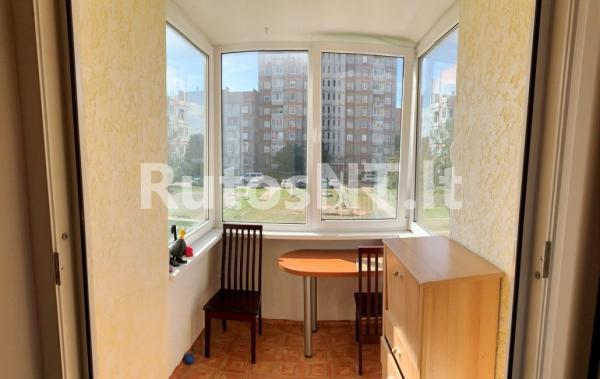 Parduodamas 2-jų kambarių su holu butas Smiltelės gatvėje-2