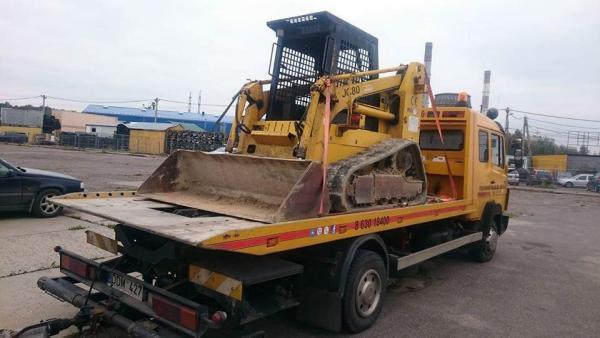 Techninė pagalba kelyje iki 5 tonų,krovinių pervežimas-1