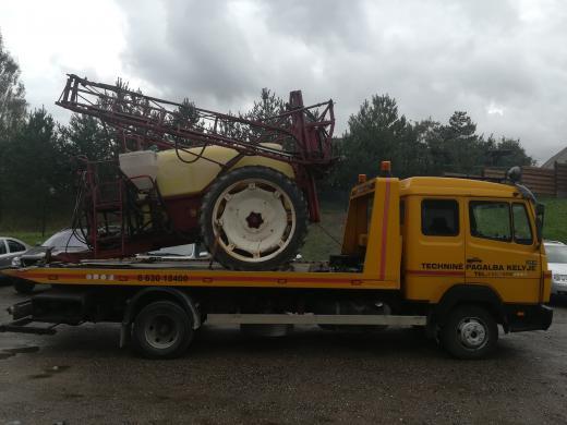 Techninė pagalba kelyje iki 5 tonų,krovinių pervežimas-3