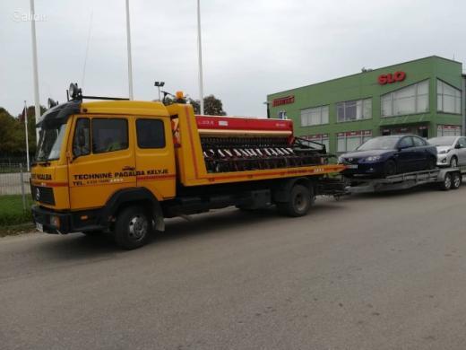 Techninė pagalba kelyje iki 5 tonų,krovinių pervežimas-4