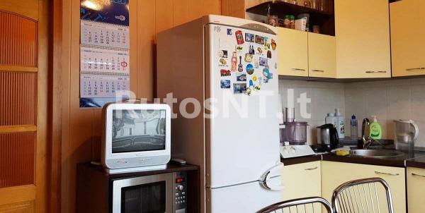 Parduodamas 3-jų kambarių su holu butas Smiltelės gatvėje-1