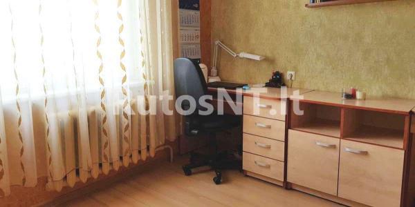 Parduodamas 3-jų kambarių su holu butas Smiltelės gatvėje-5