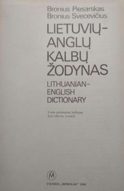 Lietuvių-anglų kalbų žodynas-1