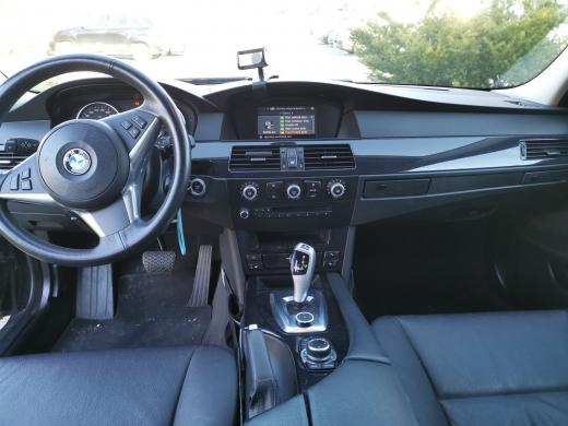 BMW 520D. 2.0 2009-1