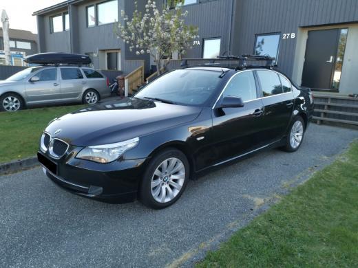 BMW 520D. 2.0 2009-4