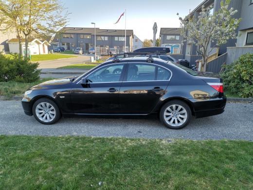 BMW 520D. 2.0 2009-6
