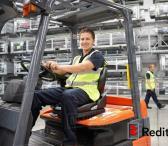 Šakinio krautuvo vairuotojas – produkcijos darbuotojas Olandijoje (719)-0