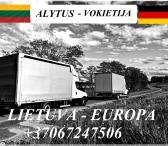 Lietuva - Alytus - Vokietija - Lietuva !-0
