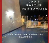 Keltas Klaipėda - Trelleborg - Klaipėda-0
