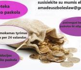 Negavote banko finansavimo? - išbandyk su mumis!-0