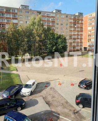 Parduodamas 4-rių kambarių butas I. Simonaitytės gatvėje-6