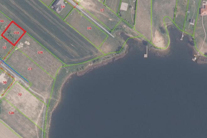 Parduodamas labai geroje vietoje 11,71 a. žemės sklypas prie Šiaulių jūros-0