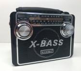 Radijo imtuvas - Mp3 X-Bass-0