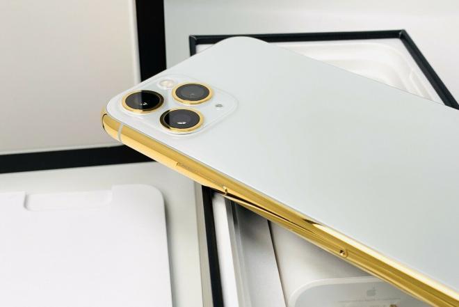 """Apple iPhone 11 Pro Max"" - 256 GB - ""Space Gray"" gamykla atrakinta A2161-0"