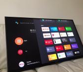 """""""Sony"""" 49 colių """"X950H"""" serijos 4K UHD HDR viso masyvo LED """"Android"""" išmanioji televizija-0"""