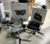 """DJI MAVIC 2 PRO DRONE"" + DAUGIAU KOMPLEKTO + 3 BATERIJOS-0"