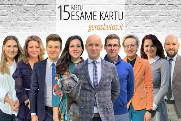 gerasbutas.LT - IŠPUOSELĖTAS KVARTALAS ŠALIA VILNELĖS-7