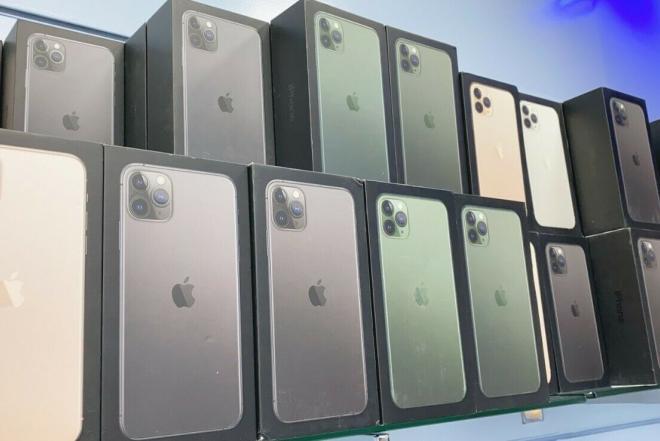 Parduodamas Apple iPhone 11, 11 Pro, 11 Pro Max SE 2020 pasiūlymas.-0