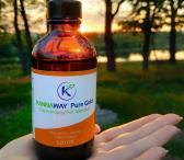 Kanapių aliejus Kannaway Pure Gold, 120ml-0