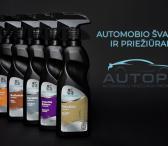 Automobilių priežiūros priemonės AutoPP-0