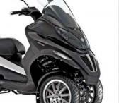 Motorolerio 400cc nuoma B. kategorija-0