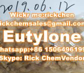 Eutylone Tan Crystal Stimulant Research Chemical Vendor for Lab Supply-0
