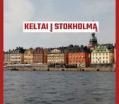 Keltų bilietai į Stokholmą arba Rygą-0